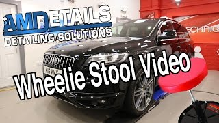audi q7 single stage machine polish amdetails review video