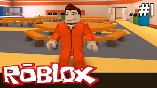 Roblox in Polish [#1] BANK robbery and ESCAPE!