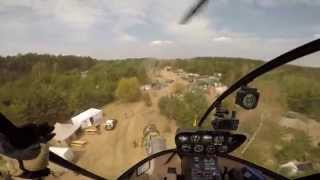 Border War 7 Helicopter flight