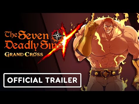 The Seven Deadly Sins: Grand Cross - Official One Year Anniversary Festival Trailer