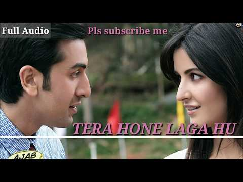 tera-hone-laga-hoon-full-audio-song-video---ajab-prem-ki-ghazab-kahani-|-atif-aslam