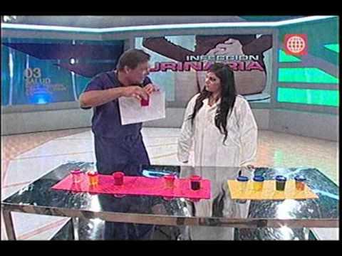 Dr. TV Perú (16-04-2013) -- B3 - Asistente del día: INFECCION URINARIA