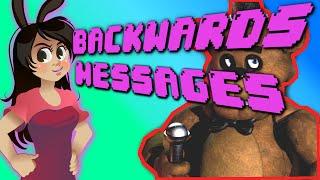 6 Backward Secret Messages in Video Games!