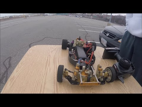RC Drag Racing 132FT No Prep