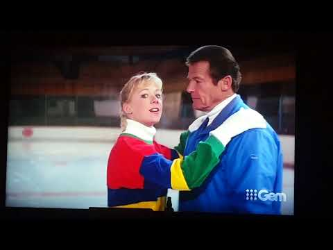 For Your Eyes Only (1981) Bond at the icerink