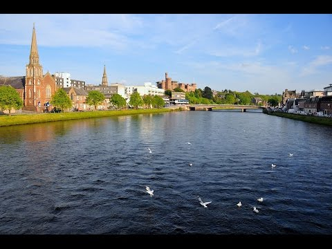 Places to see in ( Inverness - UK ) River Ness