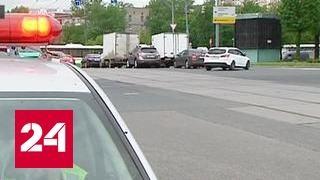 В Москве задержан таксист с подмоченной биографией