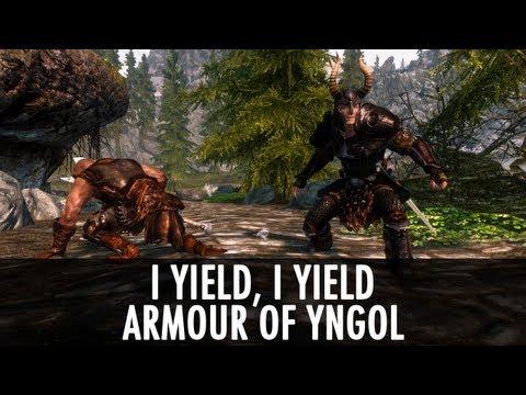 Armor of Yngol at Skyrim Nexus - mods and community