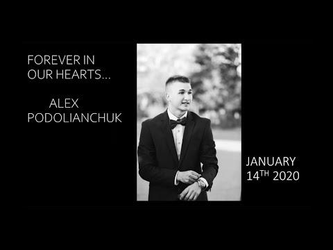Friday Funeral Service - Alex Podolianchuk - 1/24/2020