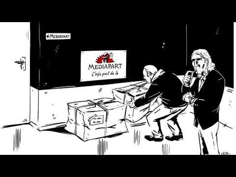 La folle histoire du «carton suisse» envoyé à Mediapart