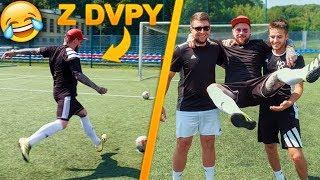 Gramy ZDVPY w piłkę ! | WYZWANIA PROSTO ZDVPY - GDfootball