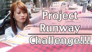 "➳ Project Runway: Threads ""Fashion Capitals"" Hong Kong Challenge"