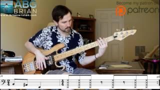 RATM - Wind Below - Bass Only