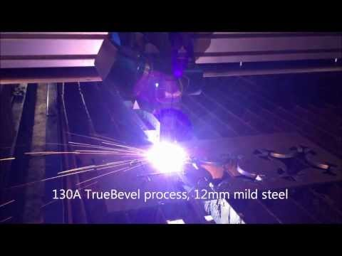 IPT Plasma cutting machines - TrueBevel ABXYZ bevel cutting application