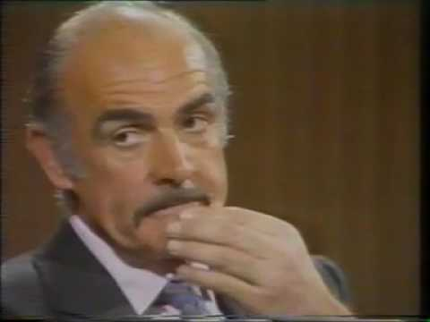 Sean Connery - NFT Interview