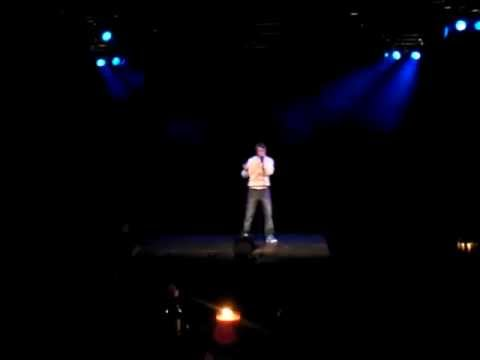 St. Munchins talent show 2013 Haralds Edolfs
