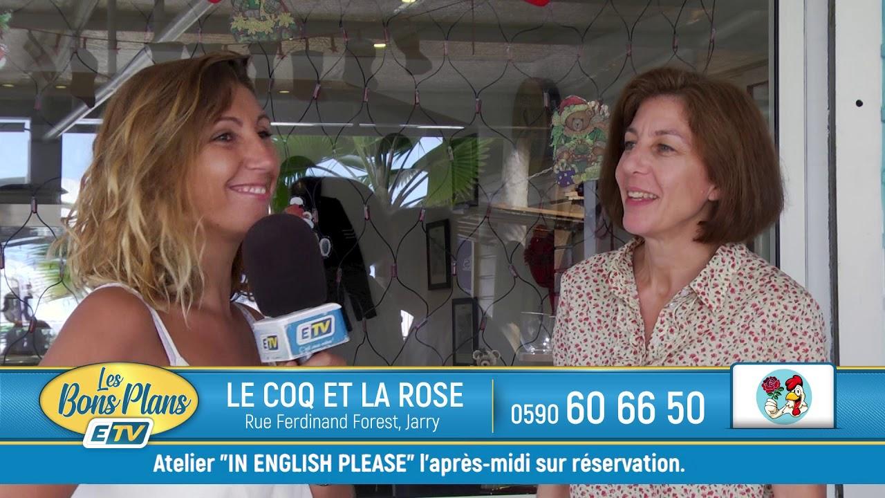 BON PLAN ETV - LE COQ ET LA ROSE restaurant