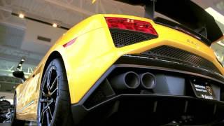 Lamborghini Gallardo LP 570-4 Squadra Corse at Lamborghini Newport Beach