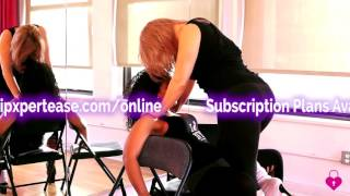 How to give a Lap Dance. StripXpertease New York L.A.