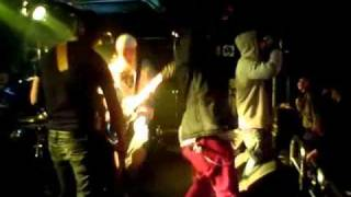 2011.2.18 両国sunrize All junk music バカバッカス Vo TAKUTO Vo いなちゃ...
