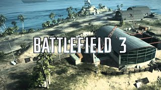 Battlefield 3 - Conquest - Wake Island - Hardcore - 1440p - 60fps