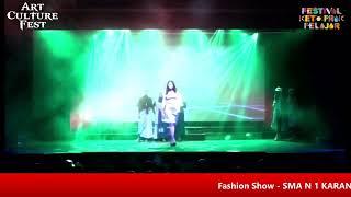 Live Streaming - FKP 2019 - Amigo Peduli Budaya - FASHION SHOW - SMA N 1 KARANGANOM & SMK N 4 KLATEN
