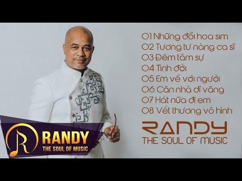 Những Đồi Hoa Sim ‣ Album Nhạc Vàng Bolero Hay Nhất 2017 RANDY