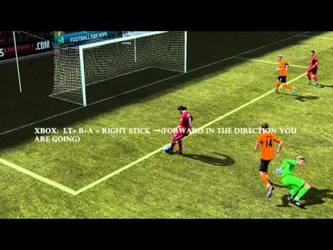 How To Dribble The Keeper Tutorial FIFA 12