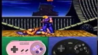 Street Fighter 2: Mastering Great Combinations & Strategies