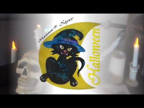 Vote no on bricolage facile comment faire un - Comment decorer pour halloween ...
