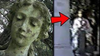 5 Scary Graveyard Videos Caught By YouTubers