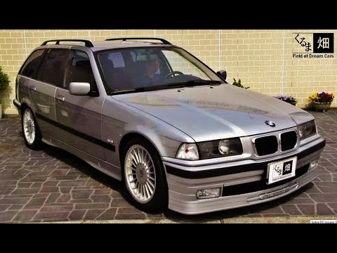 BMW Alpina B6 >> BMW Alpina B6 2.8 Touring (E36) quick look - YouTube
