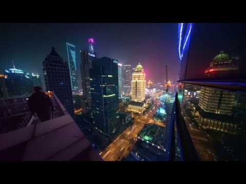 Hyperlapse Shanghai – The North Face Urban Exploration