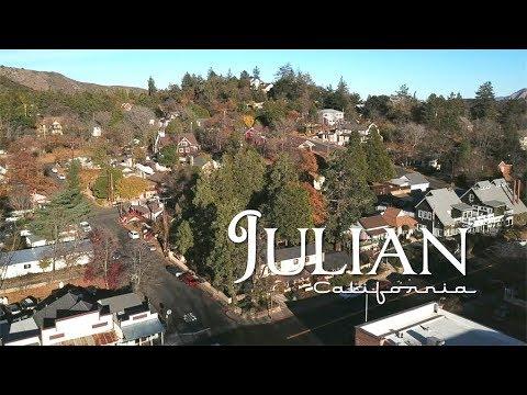 Ghost Towns & Mines: Julian CA 2019