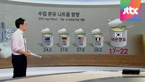 [팩트체크] 짠 분유로 길들여진 세살 입맛, 여든까지?
