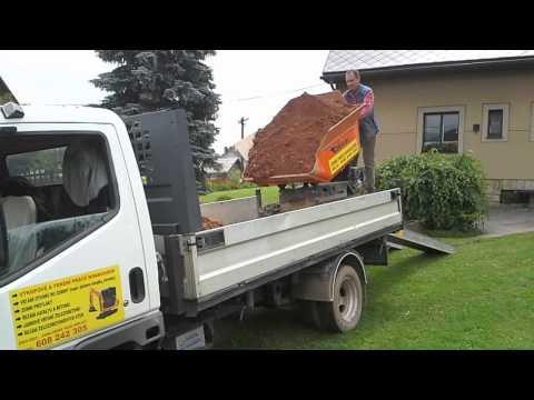 Narrow access cormidi dumper 60 doovi for Grillo 507 usato