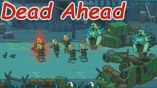 Новый зомби - Dead Ahead Zombie #10 \ АВТОБУС ПРОТИВ ЗОМБИ ГРЕНАДЕР ИМБА