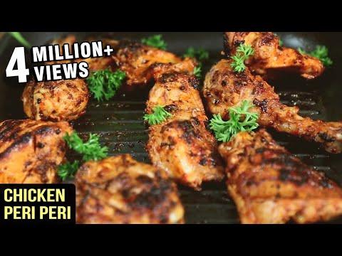 How To Make Chicken Peri Peri | African Barbeque Chicken Recipe | The Bombay Chef - Varun Inamdar