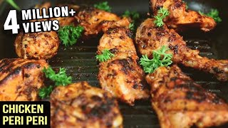How To Make Chicken Peri Peri | African Barbeque Chicken Recipe | The Bombay Chef - Varun Inamdar