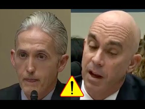 Trey Gowdy Pissed Hillary Clinton Refused to be Interviewed by Inspector General and Withheld Emails