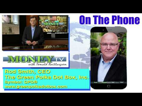 GPDB Announces Acquisition- MoneyTV with Donald Baillargeon