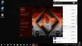 Adobe Animate CC EXE Uygulama Oluşturma
