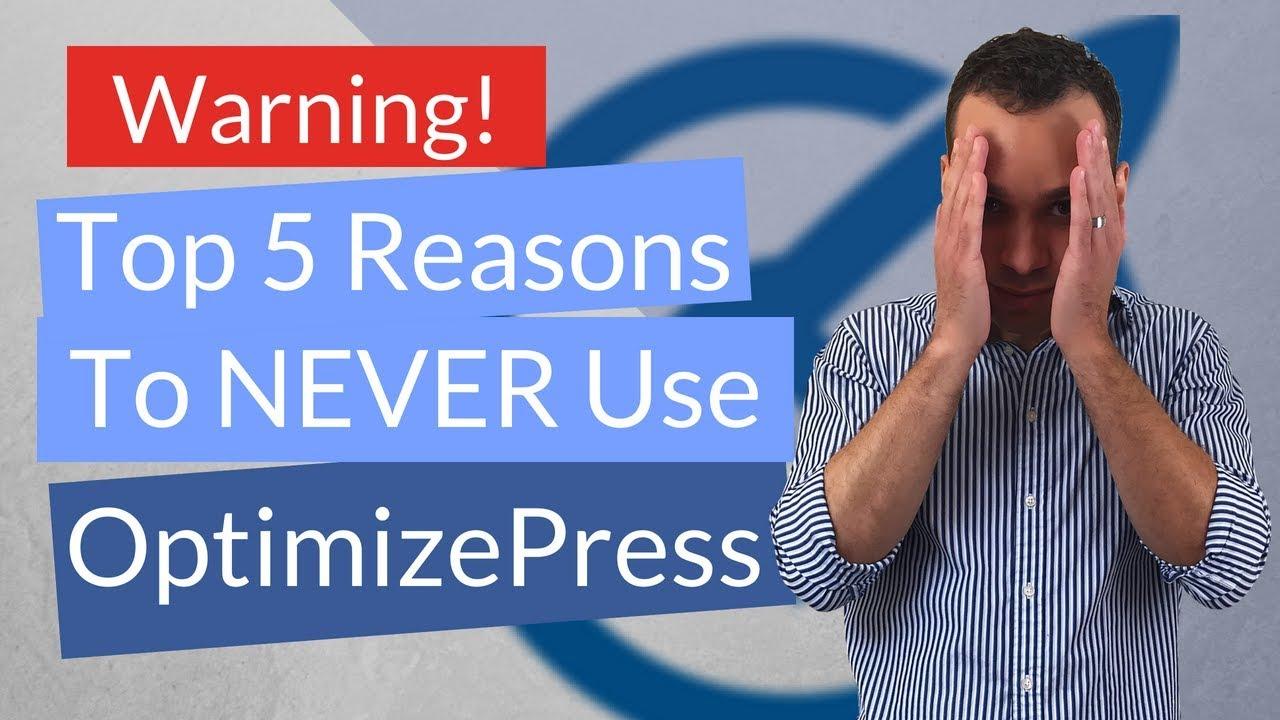 optimizepress 2 0 review video \u0026 demo top 5 reasons not to useoptimizepress 2 0 review video \u0026 demo top 5 reasons not to use optimizepress