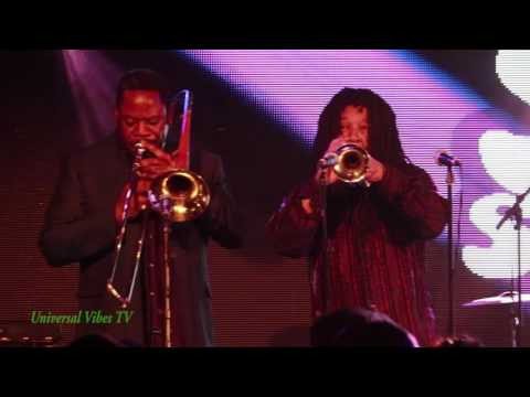This Is This - The Brit Funk Association (Under The Bridge, London 17-02-17)
