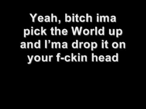 Drop The World Lyrics - Lil Wayne ft. Eminem