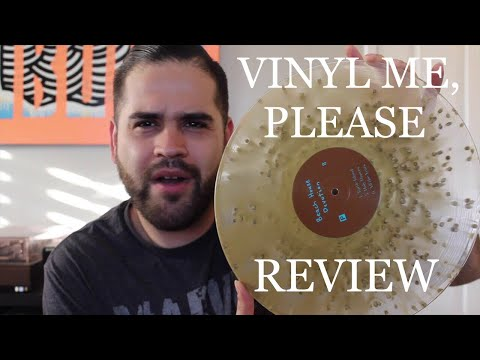 Vinyl Me, Please March 2017 Review – Beach House