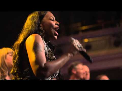 The Emotions - Best of My Love cover by Edinburgh's Got Soul Choir ft. Kele Le Roc - May 2015