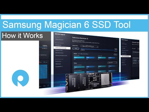 How It Works: Samsung Magician 6 SSD Tool