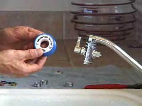 Orion JP 109 - Installation - Jupiter Water Ionizers