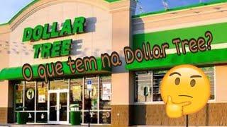 O que tem na Dollar Tree? Loja de um dollar em Orlando